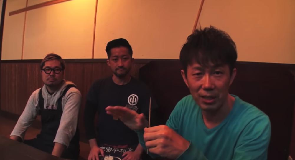 動画トータルテンボス【SUSHI★BOYSのいたずら】ブロッコリーっぽくw スポンジフォンデュ #56